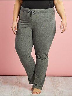 Sport - Pantalon de sport en molleton - Kiabi