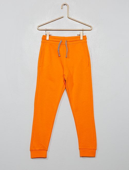 Pantalon de sport en molleton                                                                                                                                                                                                     orange