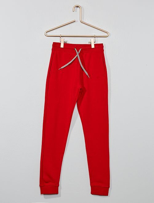 Pantalon de sport en molleton                                                                                                                                                                             rouge