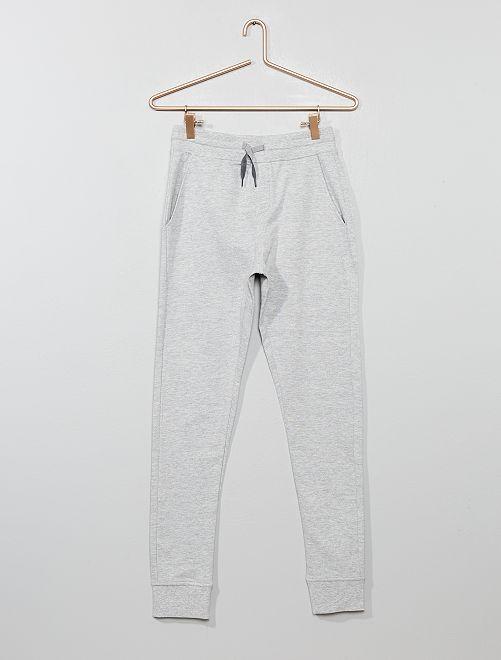 Pantalon de sport                                                                             GRIS Garçon adolescent