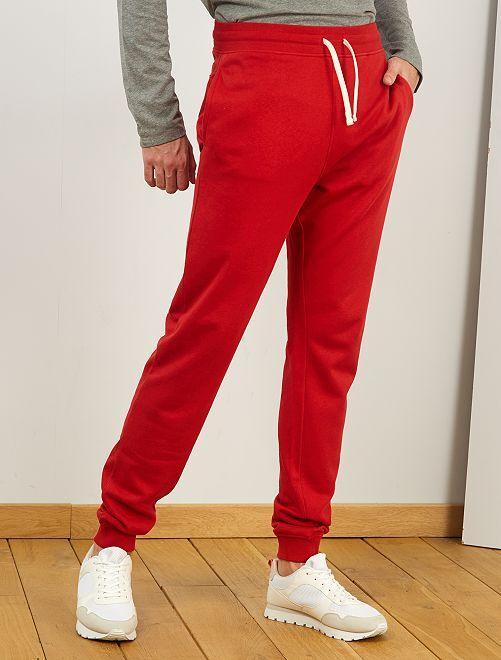Pantalon de sport L36 +1m90                                         rouge