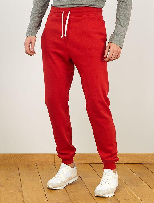 Pantalon de sport L38 +1m95                                         rouge