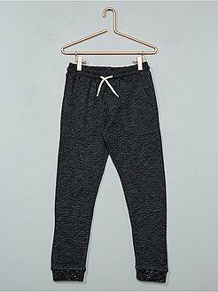 Pantalon - Pantalon de sport molleton - Kiabi