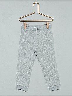 Pantalon de sport molletonné