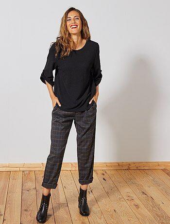6c0d0e5f75fc0 Pantalon femme, achat de pantalons pour femme originaux Vêtements ...