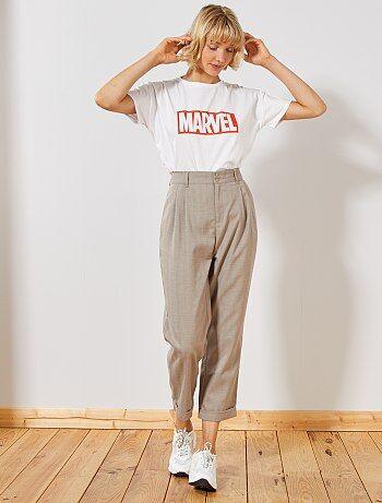0d899bccafc2c6 Pantalon femme, achat de pantalons pour femme originaux Vêtements ...