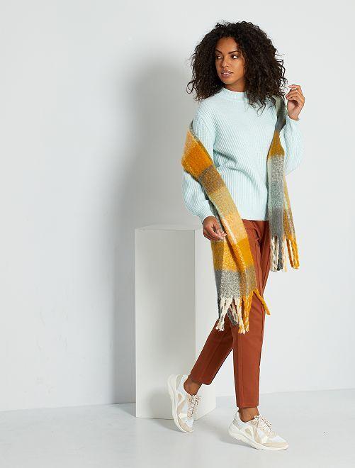 Pantalon décontracté                                         marron clair