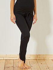 vente de sortie prix raisonnable produits de qualité Pantalon grandes tailles grossesse Vêtement de grossesse | Kiabi