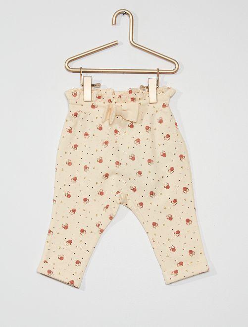 Pantalon 'Disney'                                         blanc