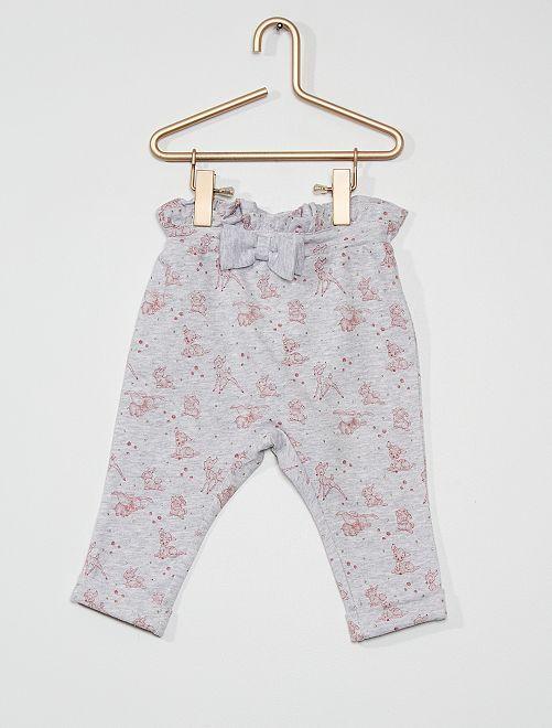 Pantalon 'Disney'                                         gris