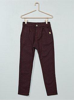 Garçon 3-12 ans Pantalon effet sarouel