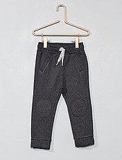 Pantalon empiècements genoux