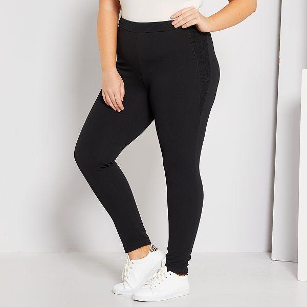 pantalon femme grande taille