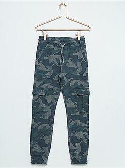 Pantalon - Pantalon en molleton