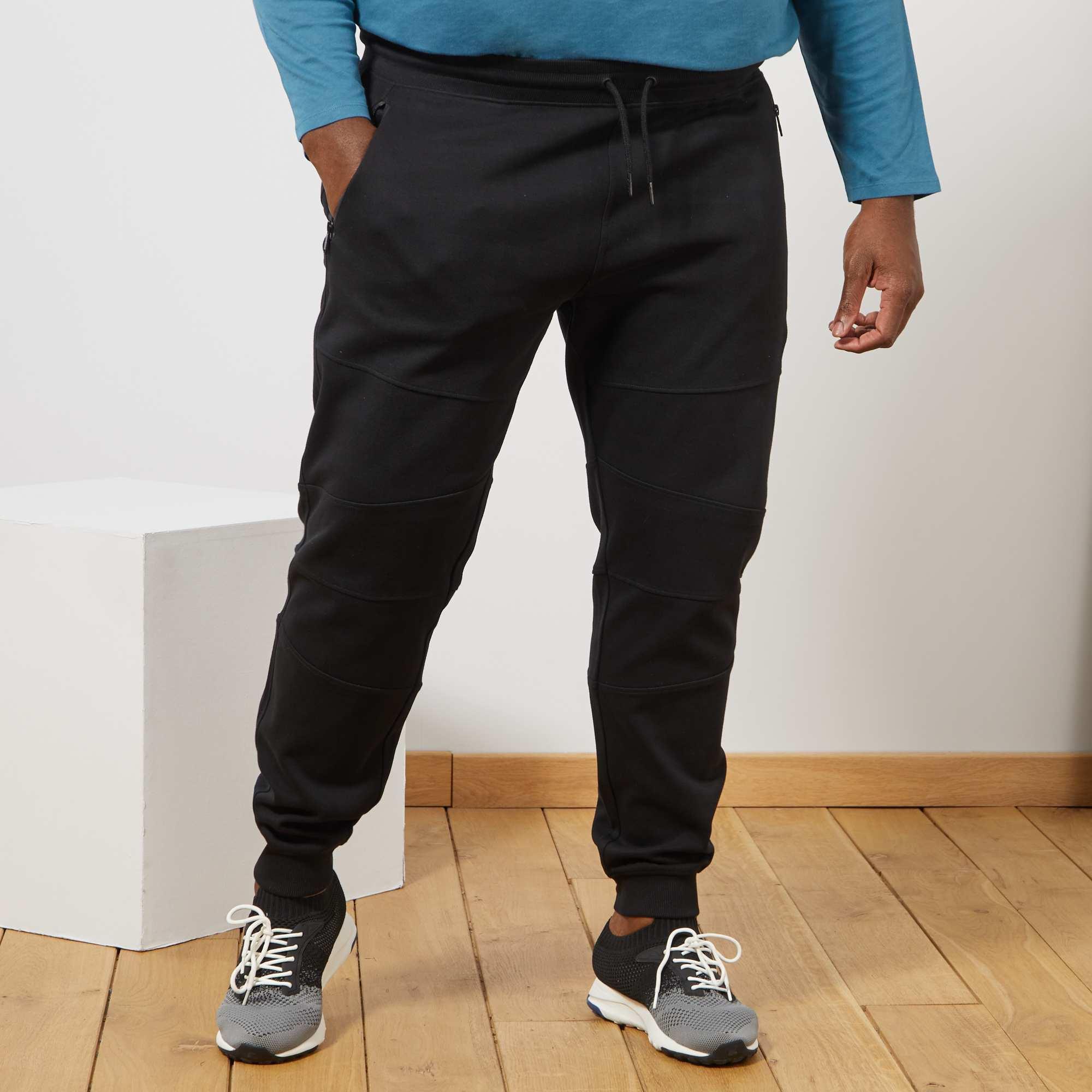 Couleur : noir, , ,, - Taille : 5XL, 4XL, 3XL,6XL,Un excellent basique revisité avec ses zips étanches à l'avant et ses découpes esprit