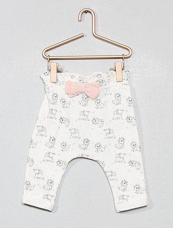 83c27327b96d2 Pantalon en molleton  Disney Baby  - Kiabi