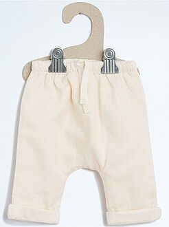 Pantalon, jean, legging - Pantalon en toile doublée