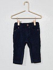 design intemporel mieux aimé vente la plus chaude Pantalon double polaire | Kiabi | La mode à petits prix
