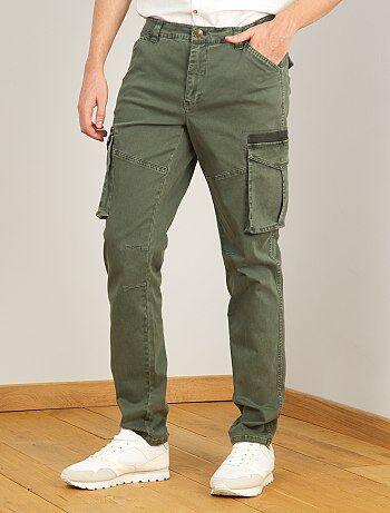 Pantalon esprit battle L36 +1m90