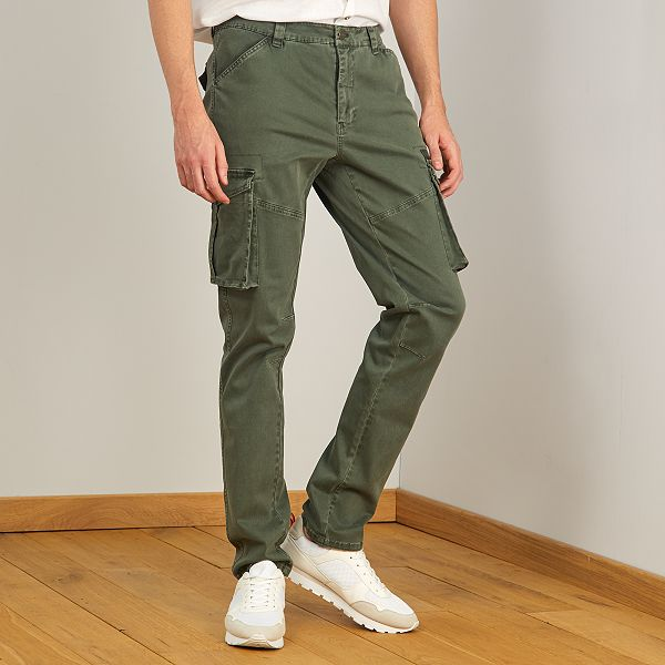 pantalon battle dress homme