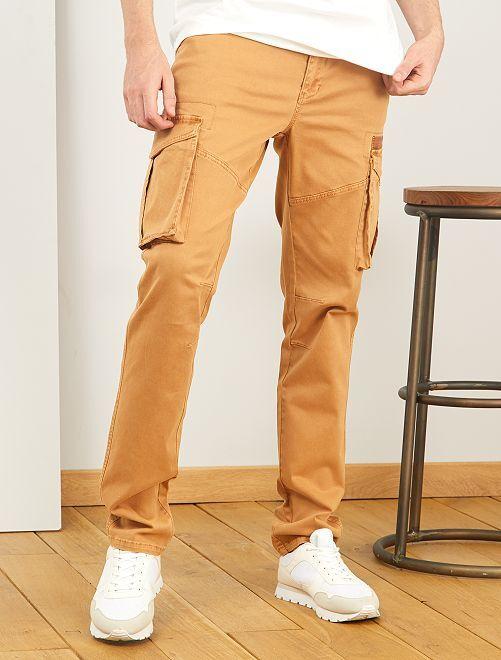 Pantalon esprit battle L38 +1m95                                         beige