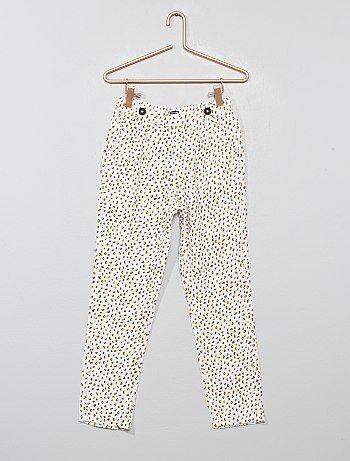 FilleBlanc Kiabi Pantalon Vêtements FilleBlanc Kiabi Vêtements Pantalon eEWH9ID2Y