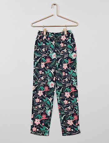 01830be189b Pantalon fille - pantalon couleur