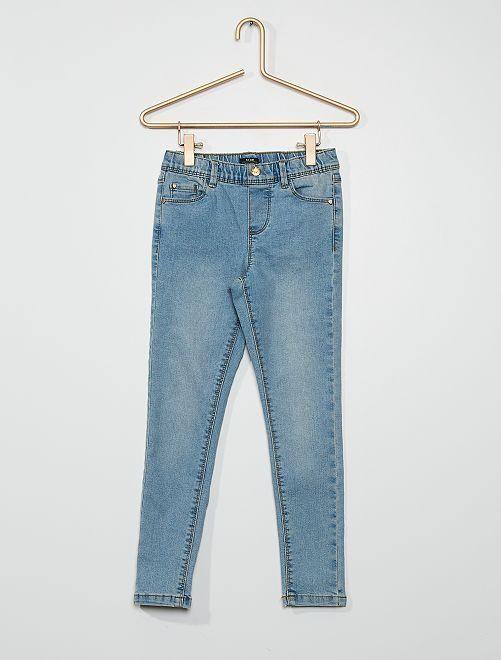 Pantalon jegging                                         bleu