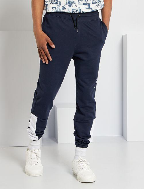 Pantalon jogging                                         marine