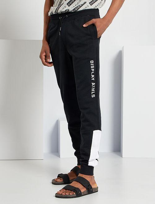 Pantalon jogging                                         noir