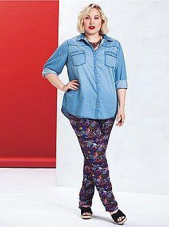 Pantalon taille 54/56 - Pantalon large fluide