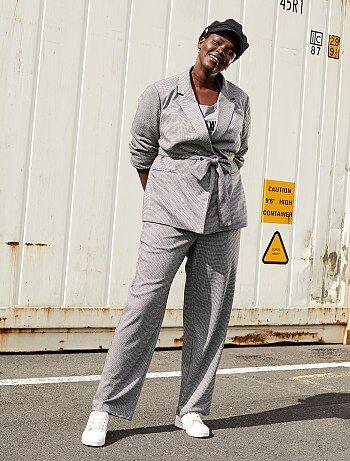 Grande ModeKiabi Femme Pantalon Soldes Taille DWHIYE29