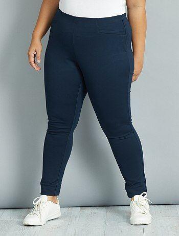 Pantalon maille milano stretch