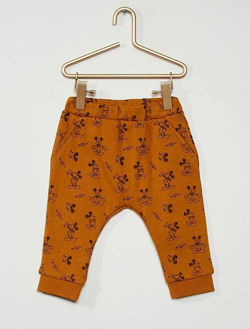 Pantalon 'Mickey'                                         jaune