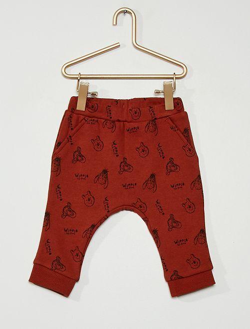 Pantalon 'Mickey'                                         orange