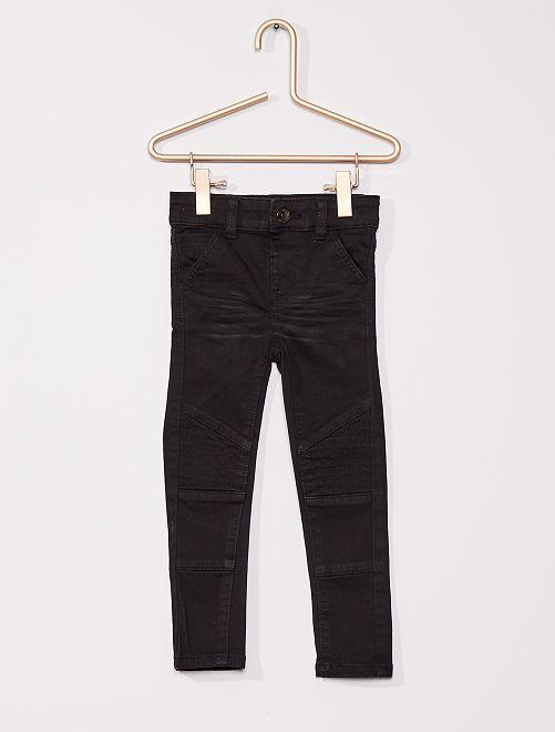 Pantalon pour enfant fin                                         noir