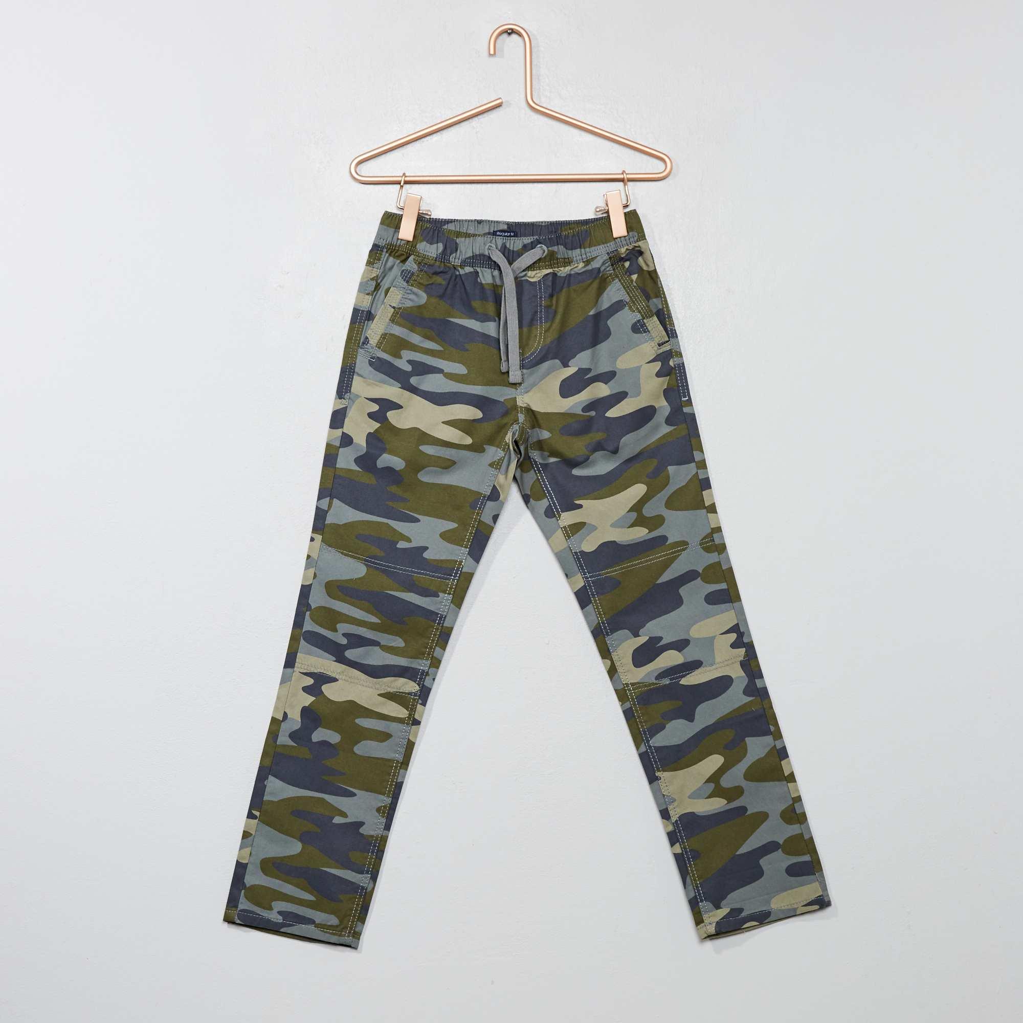 Camouflage Pantalon Regular Camouflage Pantalon Pantalon Regular Camouflage Pantalon Regular Regular thQrsdCx