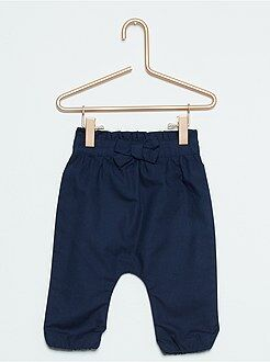 Pantalon, jean, legging - Pantalon sarouel doublé