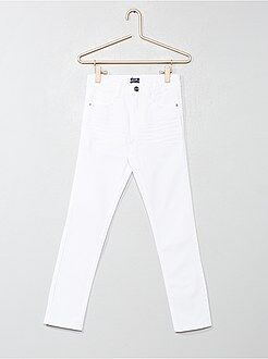 Garçon 3-12 ans - Pantalon skinny cinq poches - Kiabi