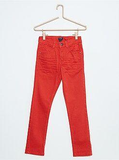 Garçon 3-12 ans Pantalon skinny cinq poches