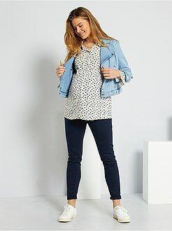 Pantalon - Pantalon skinny de grossesse