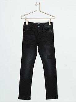 Pantalon - Pantalon skinny en denim