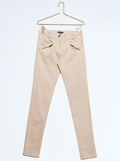 Fille 3-12 ans Pantalon skinny fit / coupe très ajustée