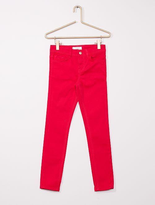 Pantalon skinny                                                                                                                                                                 fuchsia