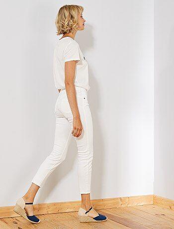 Pantalon Slim 42 FemmeTaille Kiabi tdhQsrC