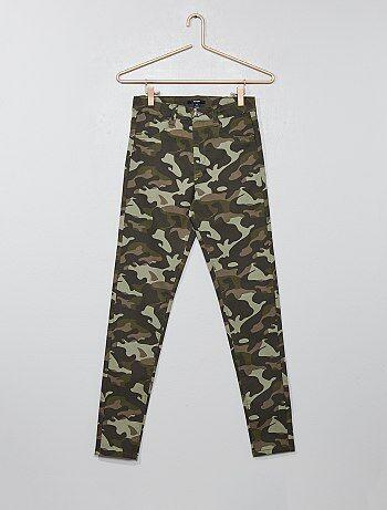a889f5213e375 Pantalon taille elastique   Kiabi   La mode à petits prix
