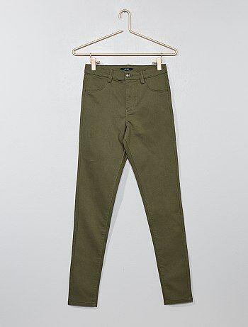 2da70e098af8e Pantalon taille elastique   Kiabi   La mode à petits prix