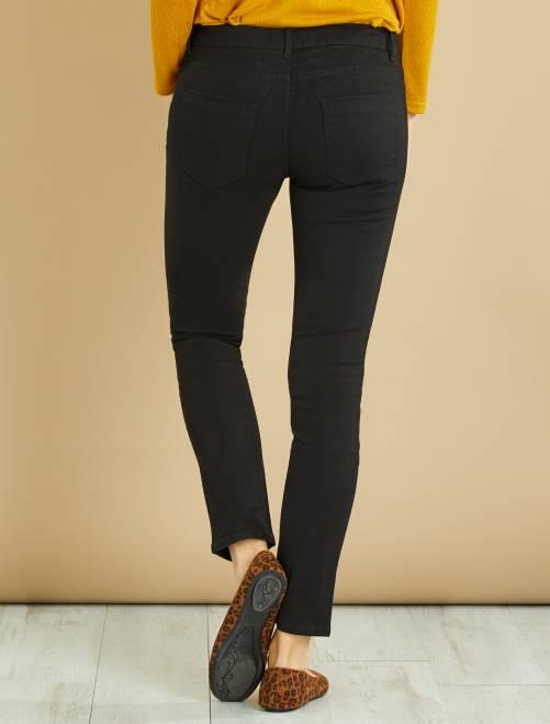 1e3f33563c299 Pantalon slim Femme - brique - Kiabi - 10