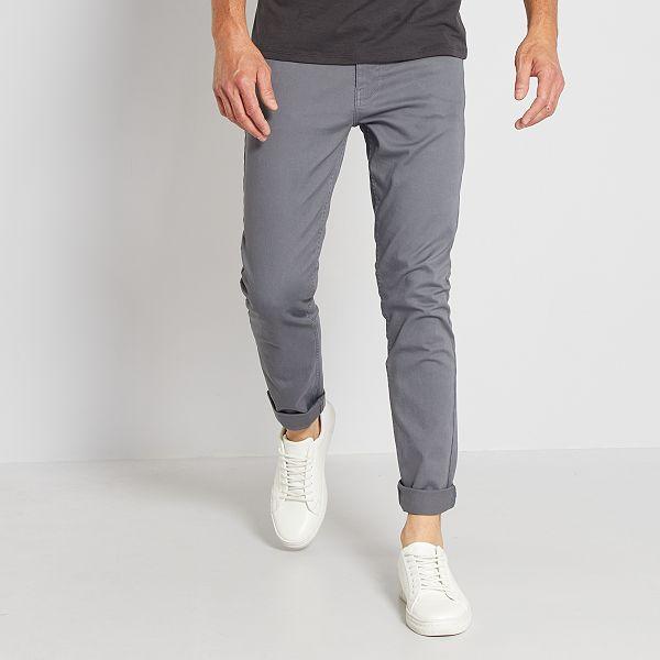 pantalon homme ouvert devant