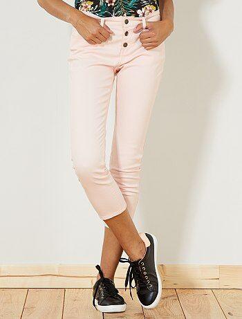 b96e7fea65d3 pantalon-slim-78e-taille-haute-rose-pale-femme-wd517 8 fr1.jpg